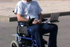 En Israel desarrollan silla de ruedas que se controla con el olfato