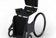 Urban – Nueva silla de ruedas con sistema de levantamiento vertical