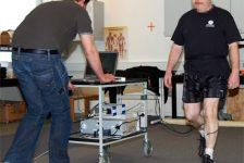 Terapia eléctrica para devolver el movimiento de piernas paralizadas