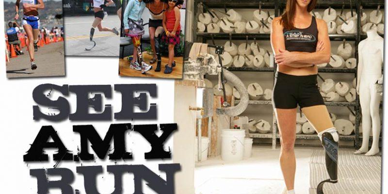 Amy Palmiero Winters – Luego de perder la pierna y 27 operaciones, volvió a las maratones