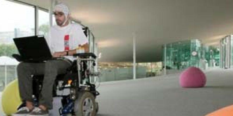 España – Pacientes con ELA, controlarán silla de ruedas con la mente