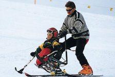 España – Cursos de Esquí para personas con discapacidad