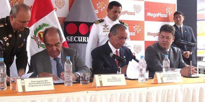 Perú – Mega Plaza integra a seis discapacitados a su sistema de serguridad
