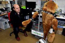 España – Ursus, robot teraperuta que ayuda a niños con discapacidad