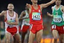 Historia de Abderraman Ait Khamouch atleta discapacitado