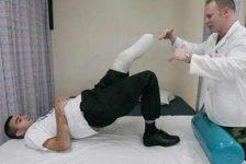 La rehabilitación en un paciente amputado