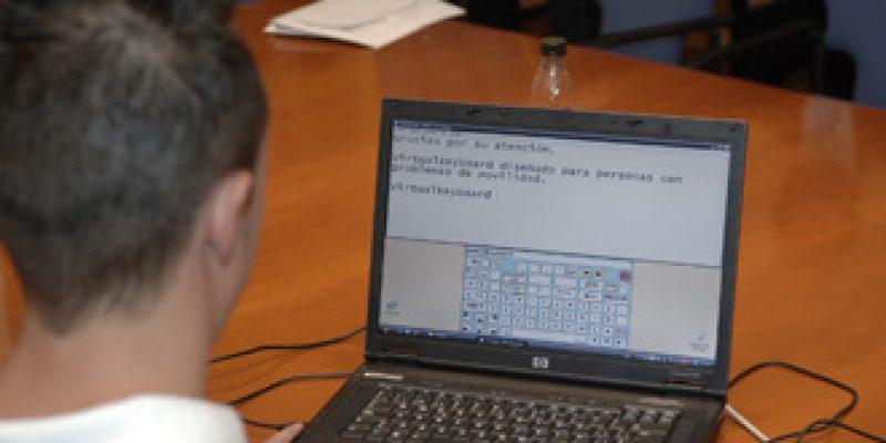 Nuevo Virtual Keyboard 2.0 para personas con discapacidad