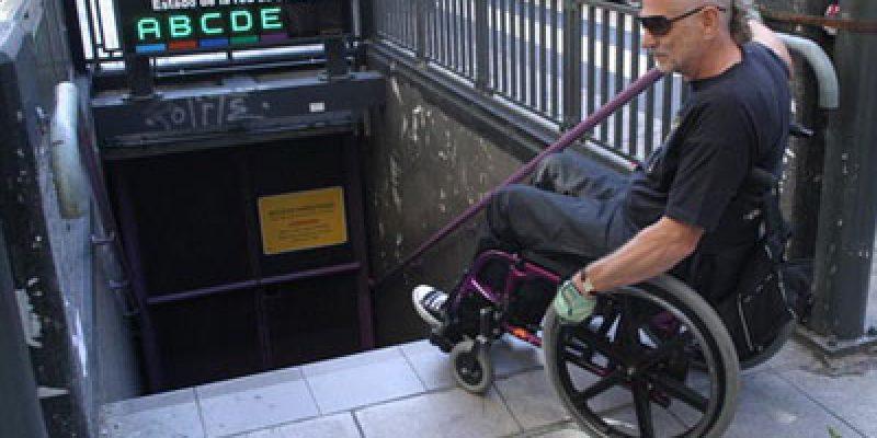 Discapacidad y accesibilidad, Manual técnico de Accesibilidad
