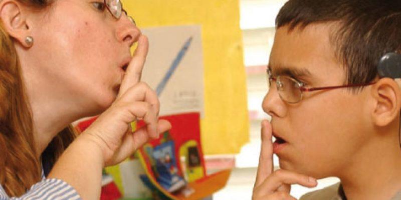 La educación de la persona con sordera