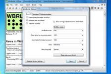 Programas accesibles, Winbraile, Software de lectura y escritura