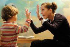Autismo, El lenguaje y la comunicación en el niño autista