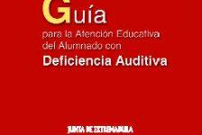 Deficiencias Auditivas: Guía del alumnado con sordera