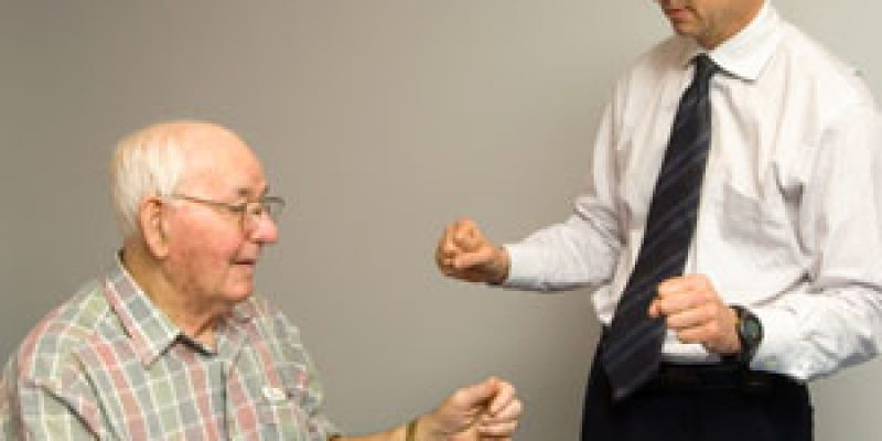 Mal de Parkinson y Las alteraciones del habla