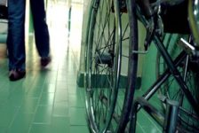 Discapacidad física: Paraplegia