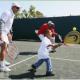 Discapacidad intelectual: Tenis adaptado, programas competitivos