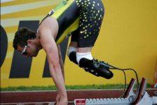 Atleta con discapacidad Competirá en Campeonato Mundial de Atletismo