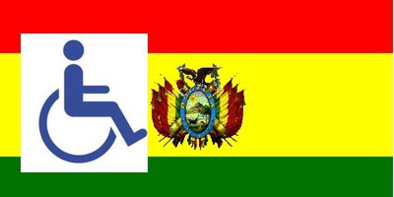 Ley discapacidad Bolivia-N° 1678