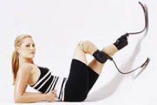 Discapacidad y Superación-Aimee Mullins atleta paralímpica y modelo de portada