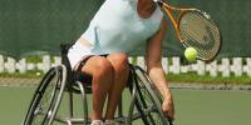 Discapacidad y Superación Esther Vergeer tenis en silla de ruedas