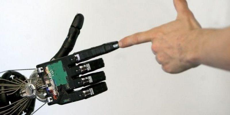 Proyecto Handle desarrollará una mano robótica versátil