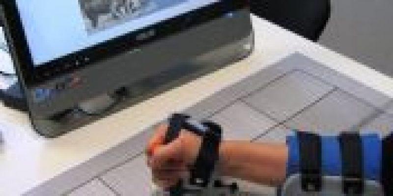 Robot asistencial y videojuegos para pacientes con Ictus