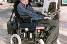 Stephen Hawking la peor discapacidad no es la física sino la del espíritu