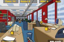 Videojuegos accesibles-Stress Paintball