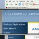 Programa agrandador de pantalla para deficientes visuales