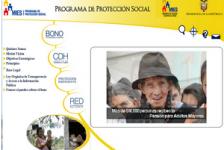 Bono de Desarrollo Humano Módulo de consultas