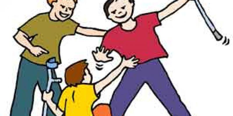 Bullying o acoso escolar a discapacidatos