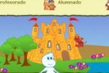 Recurso educativo online El mundo de Fantasmin