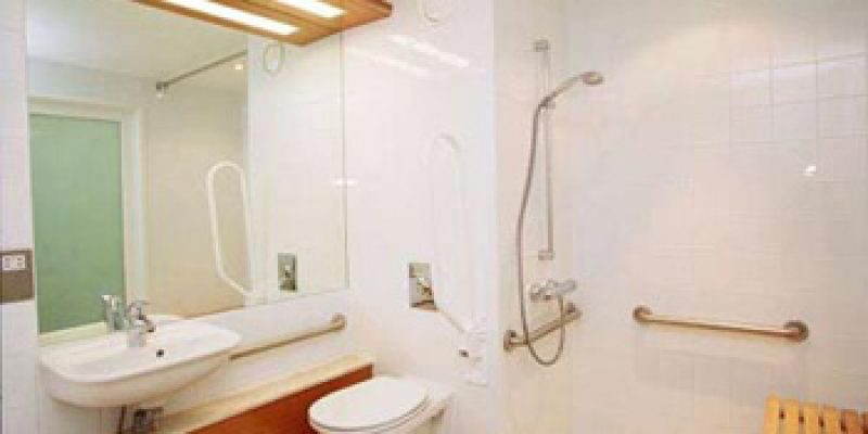 Discapacidad y accesibilidad diseño de baño para discapacitados