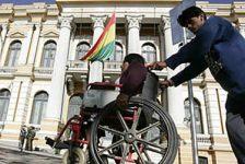Gobierno niega Bono de Trato Preferencial para discapacitados de Bolivia