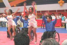 Discapacidad y danza Grupo de baile y discapacidad física Colombia
