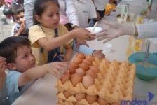 Bono de desarrollo humano de Ecuador ayuda prevenir anemia en niños