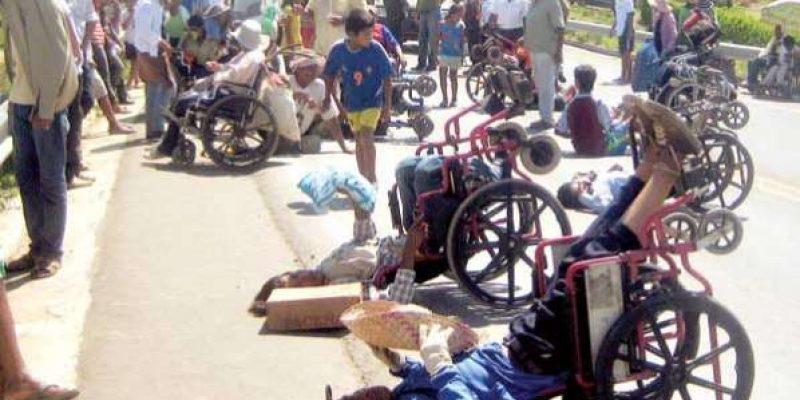 Discapacitados bolivianos no renunciarán a bono de discapacidad