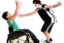 Deportes y juegos para alumnos con discapacidad