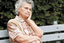 Tercera edad depresión en el anciano