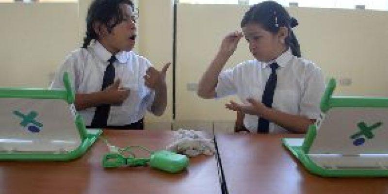 Solo la cuarta parte de menores con discapacidad asisten a la escuela en Perú