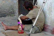 56% de discapacitados de España viven en pobreza extrema