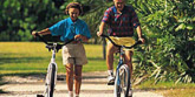 Tercera edad y actividad física