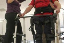 Discapacidad tecnología nuevo exoesqueleto para lesionados medulares