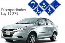 Ley discapacidad Argentina adquisición automotores