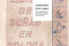 Libro Lengua de señas y signos Bolivia