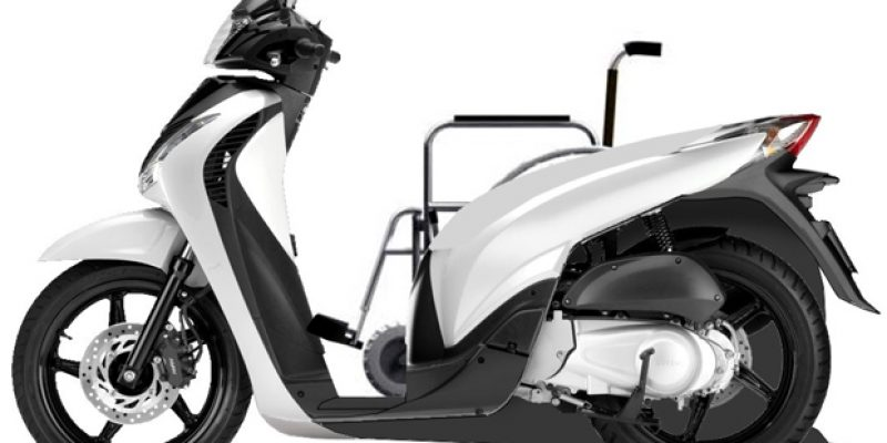 Scooter para silla de ruedas