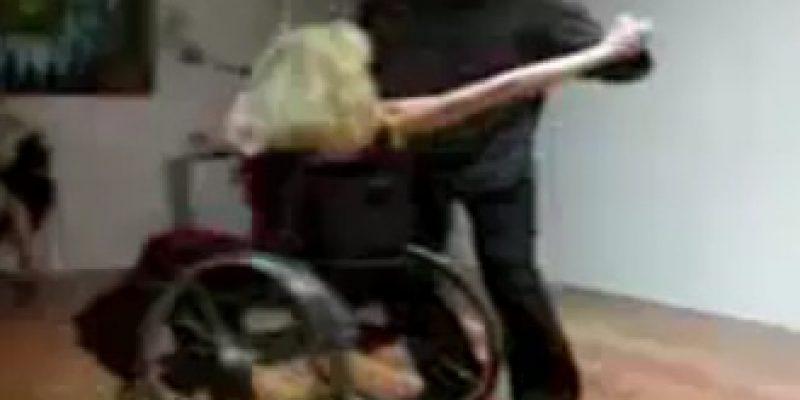 Baile en silla de ruedas Tango