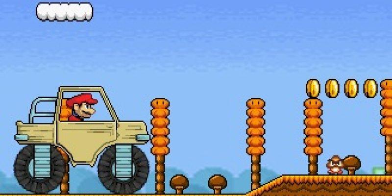 Videojuegos accesibles Mario Camionero