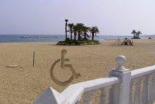 Discapacidad turismo Playas accesibles de la costa española