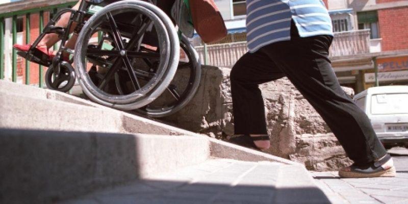 Ley de accesibilidad discapacidad Argentina