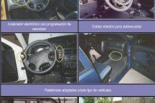 Vehículos adaptados Elche España Talleres Liberato
